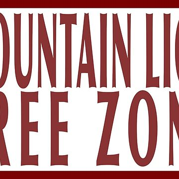 Mountain lion free zone by LisaRent