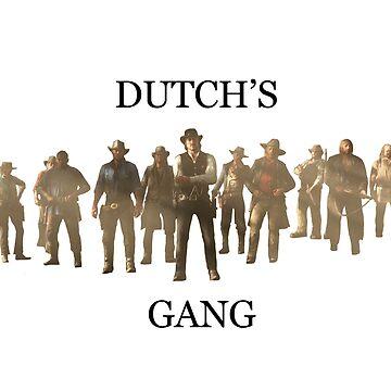 Dutch's Gang by dftba-