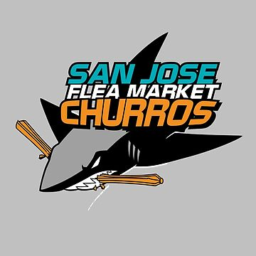 San Jose Flea Market Churros by themarvdesigns