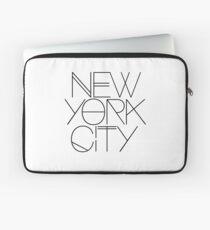 New York City. Laptoptasche