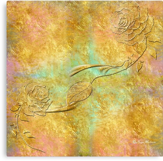 Me and You - Abstract  Art + Products Design  by haya1812