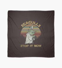 Möwen stoppen es jetzt Vintage-Shirt Tuch