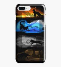 Warrior Cats: Four Elements, Four Clans iPhone 8 Plus Case