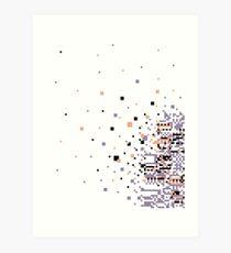 MissingNo. Art Print