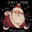 Rezession Santa von louros