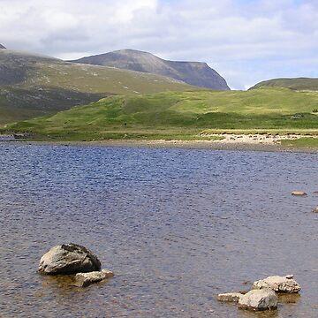 Loch Assynt by lezvee