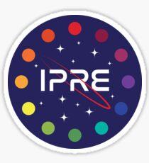 IPRE Badge- The Adventure Zone Balance Sticker
