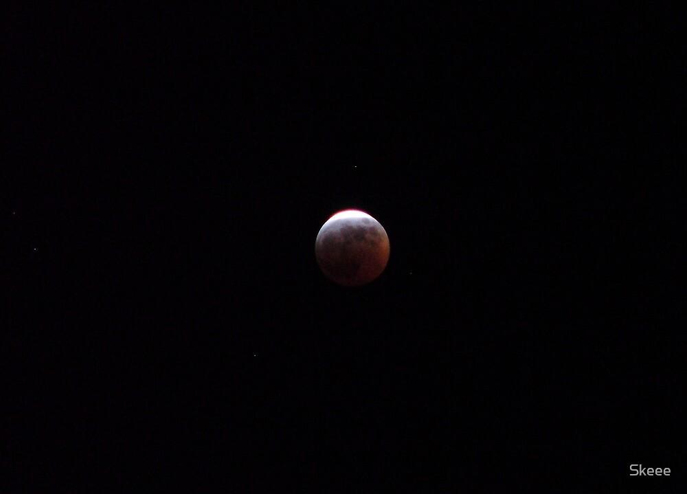 Lunar Eclipse 07 by Skeee