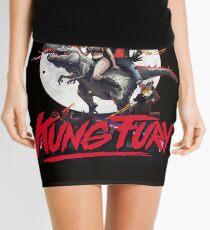 Kung Fury Mini Skirt