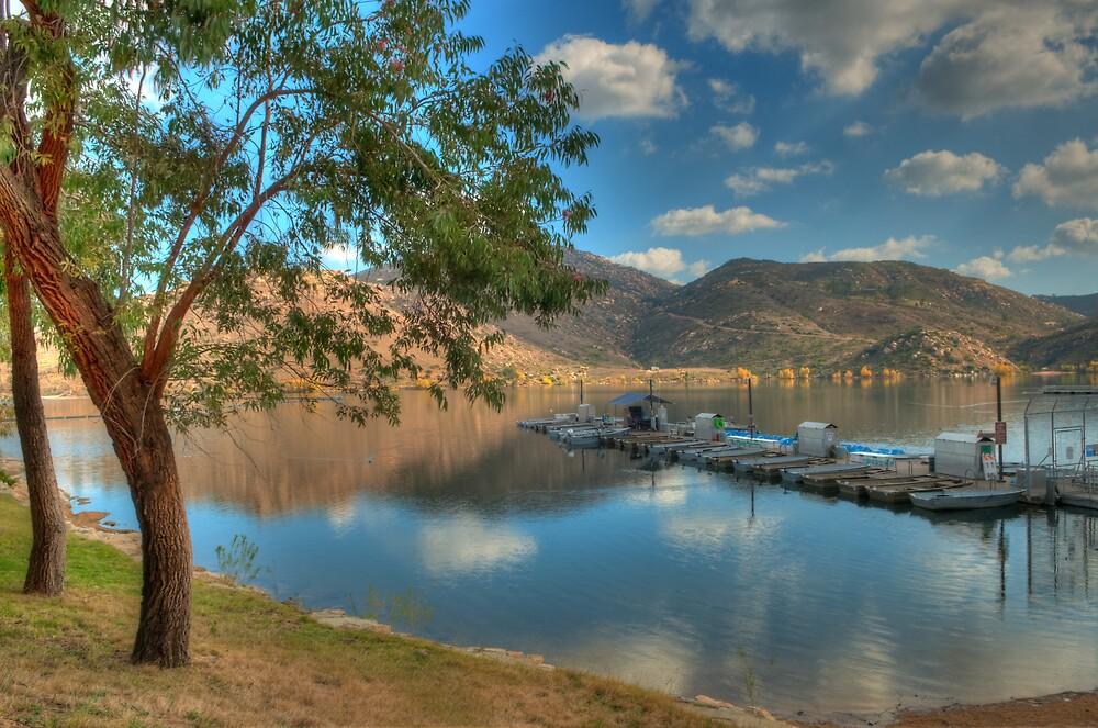 Lake Poway by Bill McCarroll