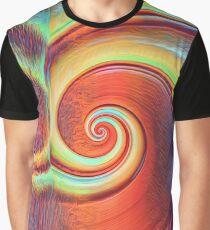 Fibonacci abstract reflections Graphic T-Shirt