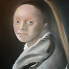 Portrait of a Young Lady by Paul Horton