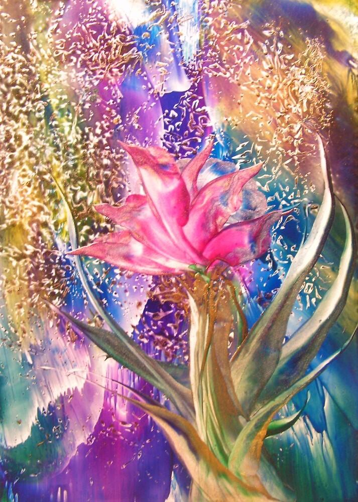Midnight Rose by JVandebrooke