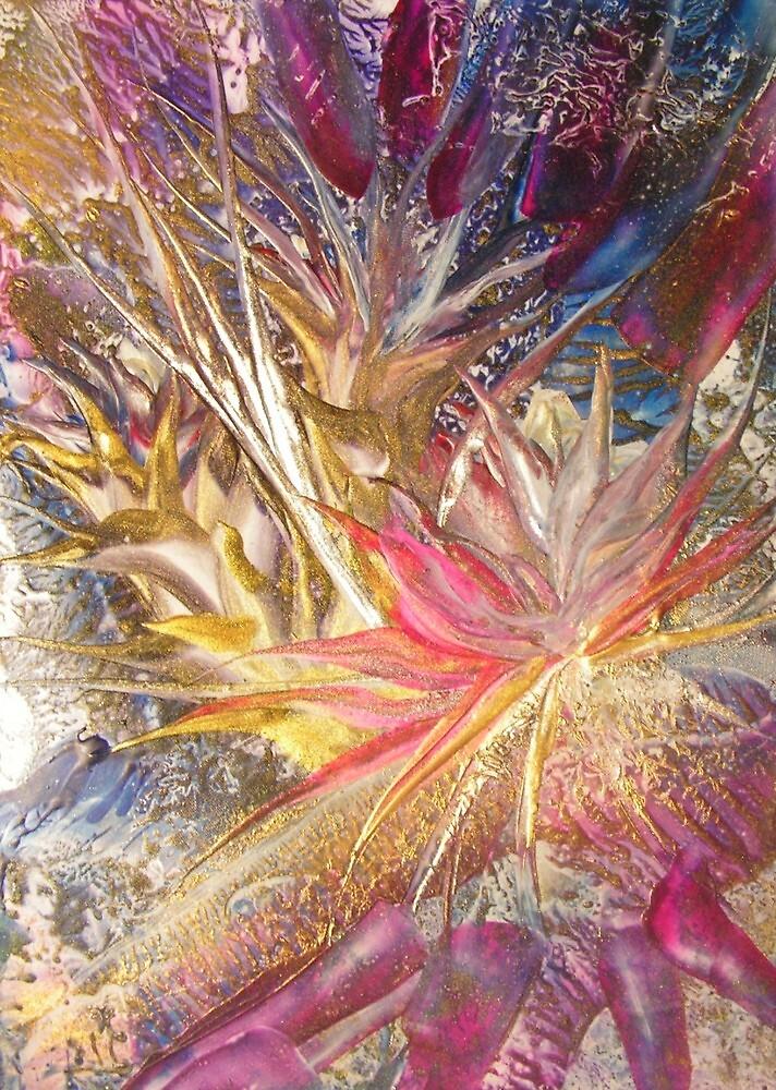 Blooming 1 by JVandebrooke