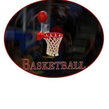 Basketball  von RosiLorz