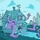House Invader by KaitheFinn
