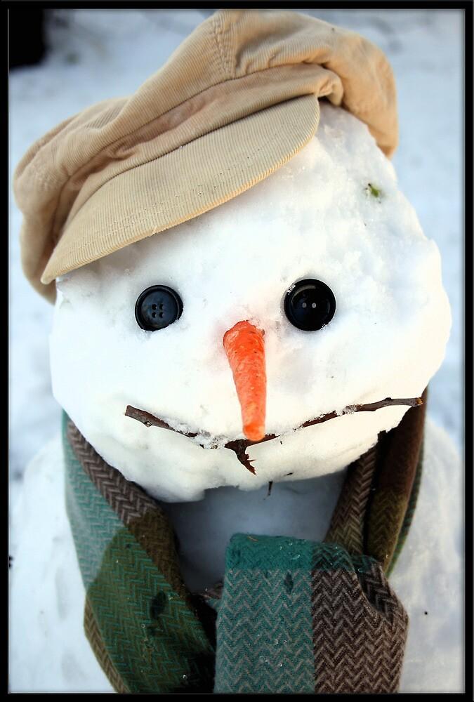 Man of Snow by Rdestruction