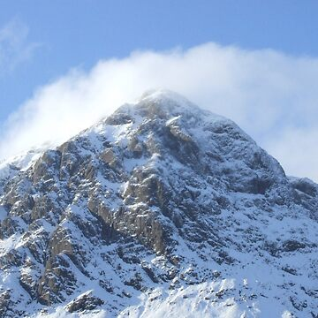 Buachaille Etive Mor 202, the Highlands , Scotland by goldyart