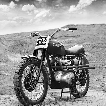 Number 502 The Mcqueen Desert Sled by rogue-design