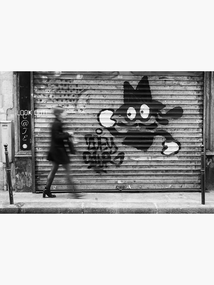 Paris Streets 4 by handheld-films