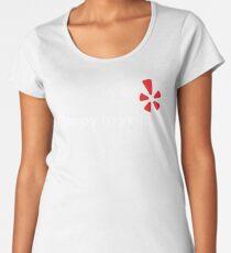 Happy To Yelp Women's Premium T-Shirt