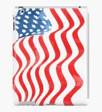 Fun Patriotic  USA Flag Design iPad Case/Skin