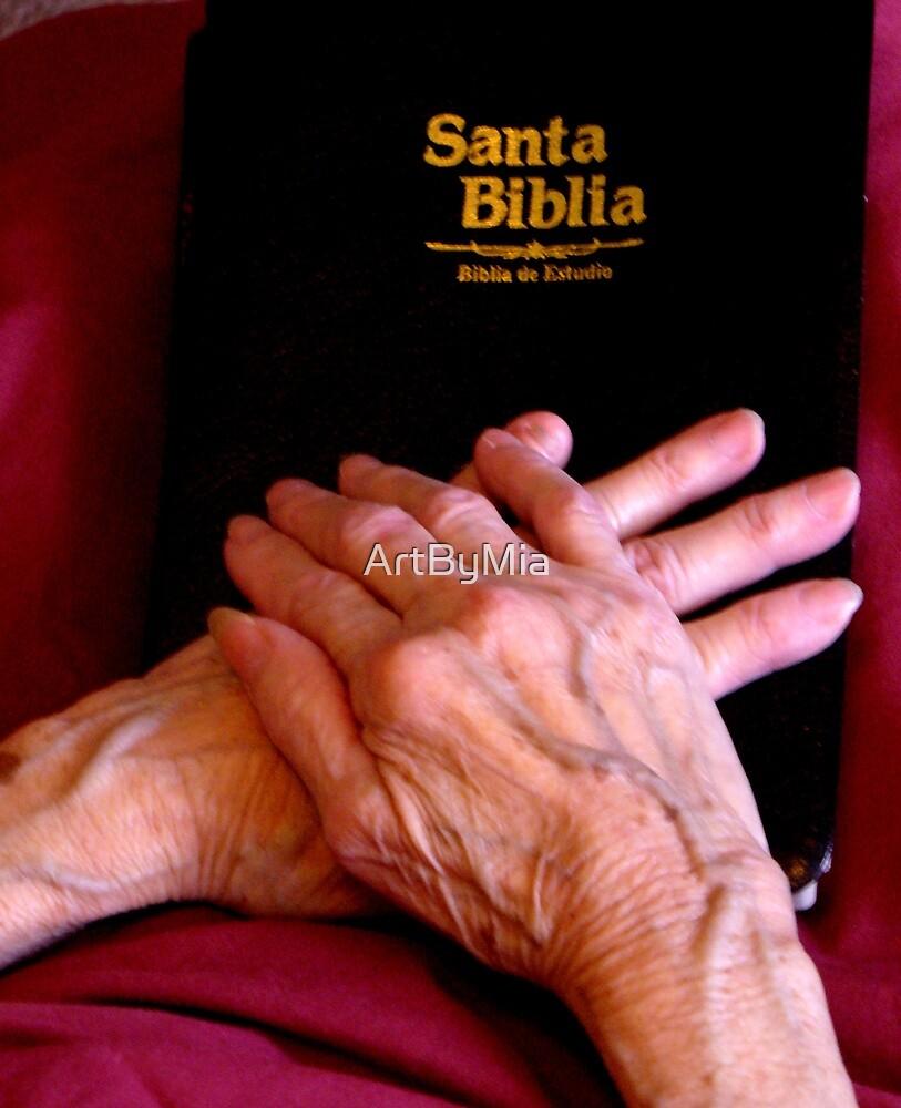 Santa Biblia by ArtByMia