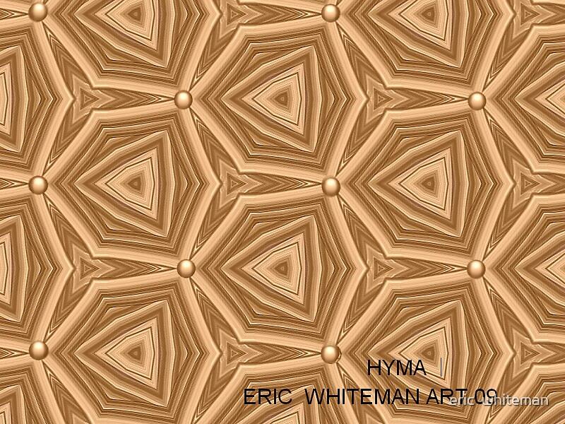 ( HYMA 1 )  ERIC WHITEMAN  ART by eric  whiteman