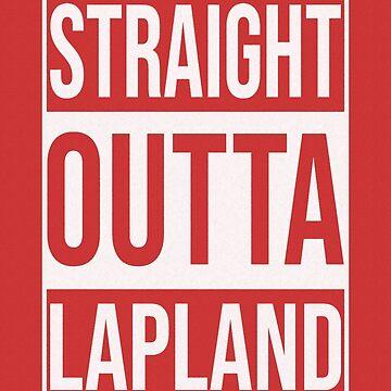 STRAIGHT OUTTA LAPLAND by ToruandMidori