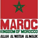 Maroc represent by kaysha