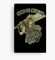 Sons of Midgar Canvas Print