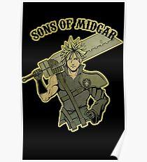 Sons of Midgar Poster