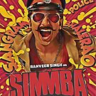 SIMMBA - Ranveer Singh by Razmanian Designs