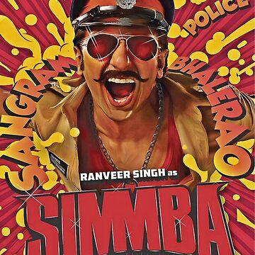 SIMMBA - Ranveer Singh by FilmFactoryRayz