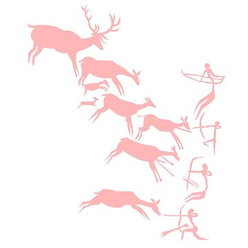 Cave painting by GalloPolloLoco