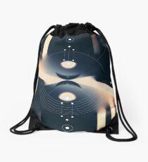 Cosmic Type Drawstring Bag