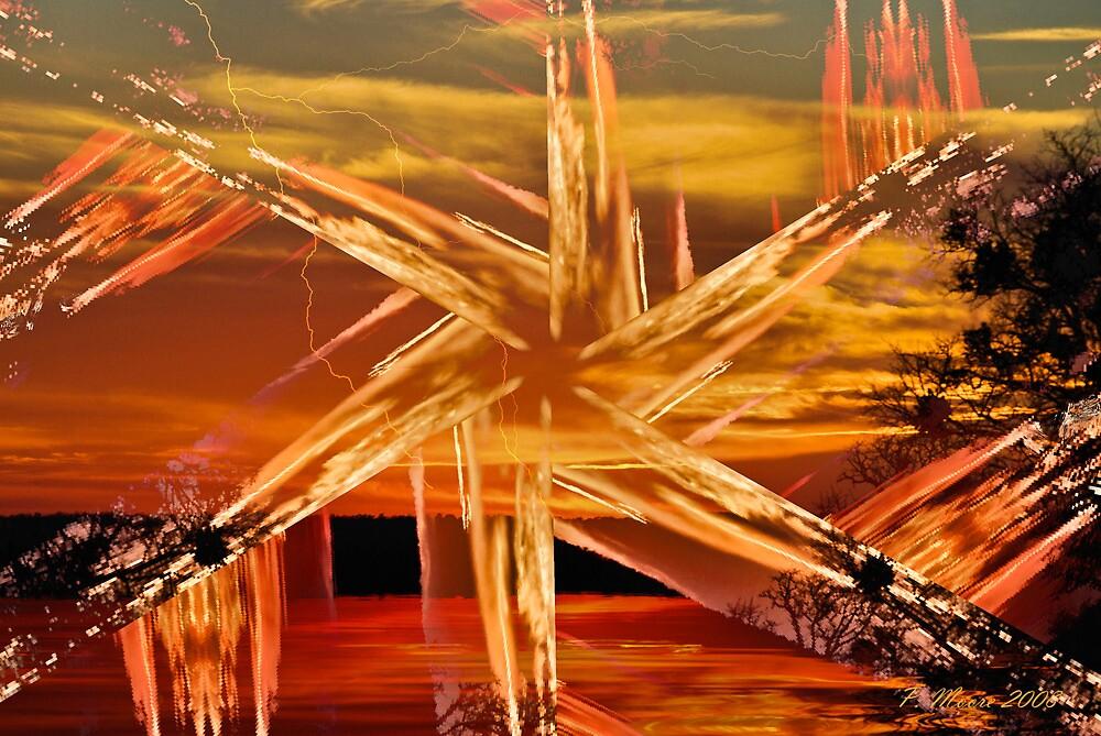 Falling Star by Pat Moore