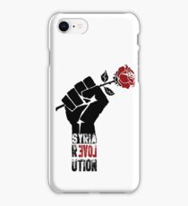 Syria reloveution iPhone Case/Skin