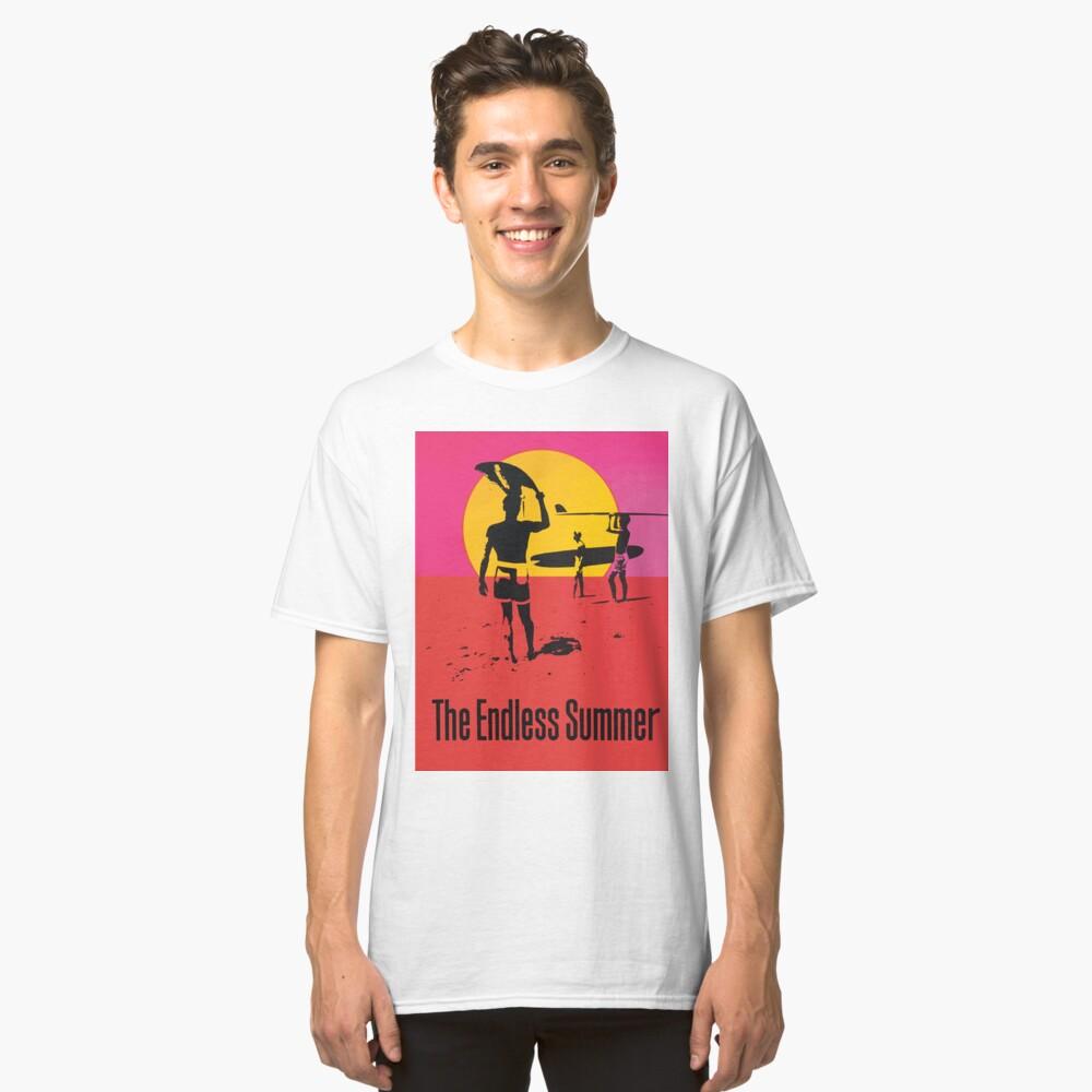 Endless Summer, 1966 Surf Sport Documentary Poster, Artwork, Prints, Posters, Tshirts, Men, Women, Kids Classic T-Shirt