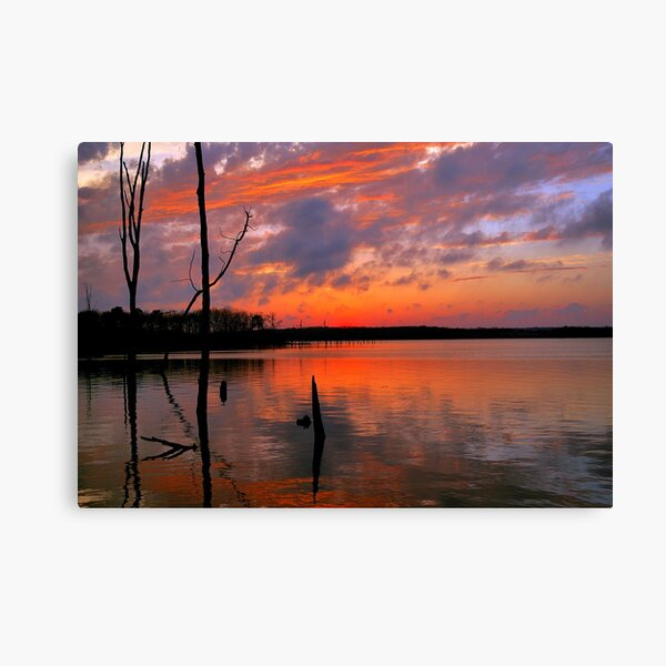 Reflection of  Color Canvas Print
