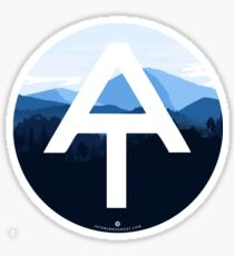Pegatina Appalachian Trail Blue Ridge