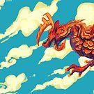 Bright Dragon by Astyrra