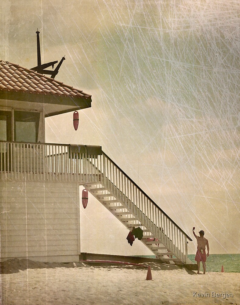 Lifeguard Dayz by Kevin Bergen