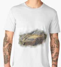 automobile Men's Premium T-Shirt