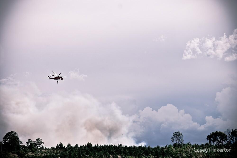 NYE Fire by Casey Pinkerton