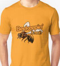 Camiseta ajustada Humor de apicultor