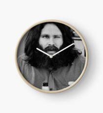 Jim Morrison Clock