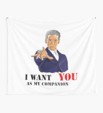 doctor wants you Wall Tapestry
