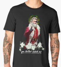 escape from christmas  Men's Premium T-Shirt