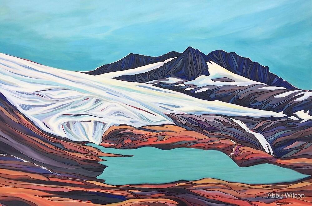 Macbeth Icefield by Abby Wilson